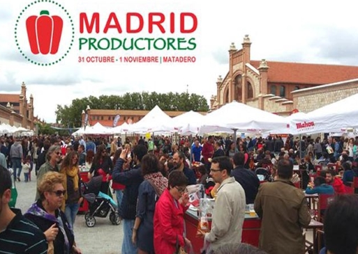 Рынок Madrid Productores